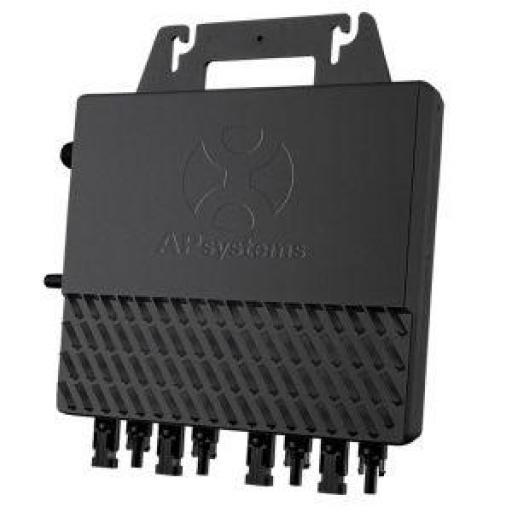 Microinversor 1200w para 4 paneles solares