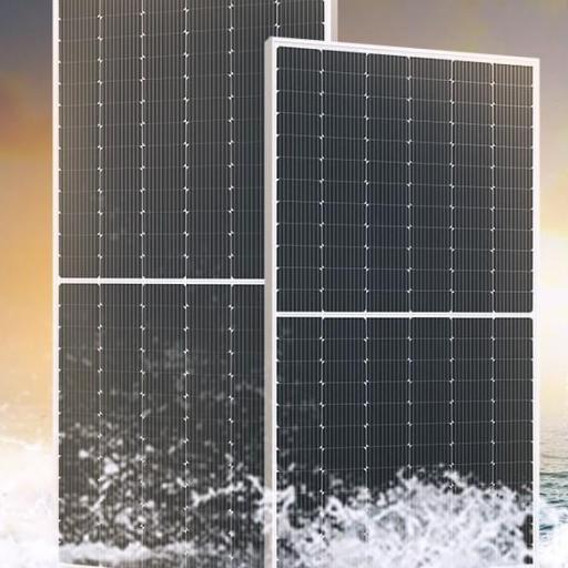 Panel solar sunrise 540w monocristalino modelo aquaman
