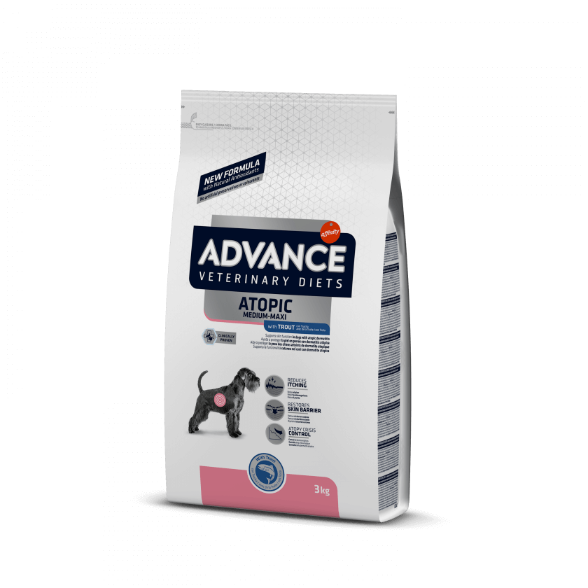 ADVANCE DOG ATOPIC CARE MEDIUM / MAXI