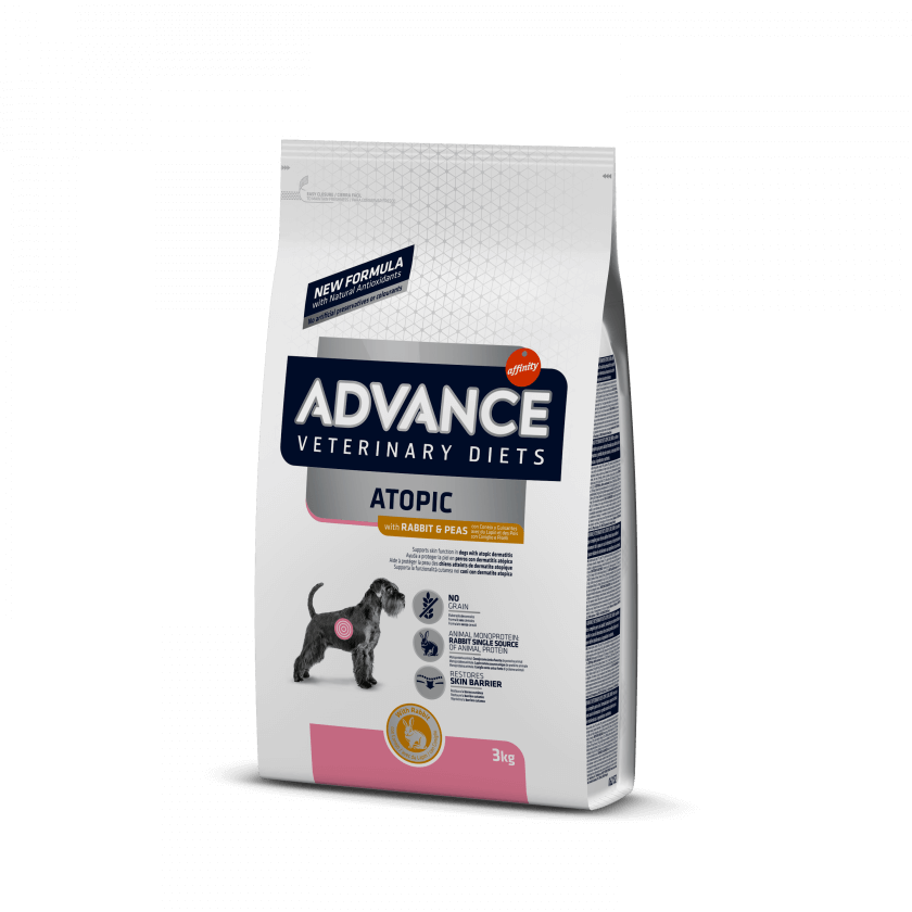 ADVANCE DOG ATOPIC/DERMA