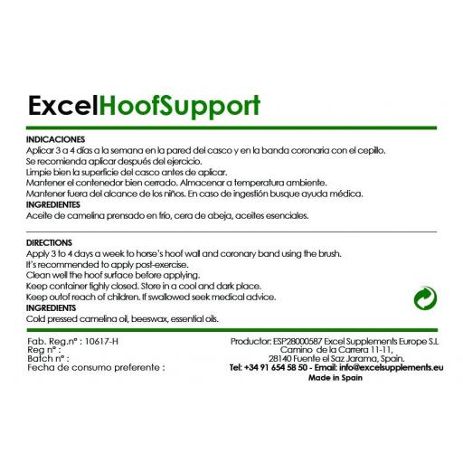 EXCEL Hoof Support (Aceite para cascos) [2]