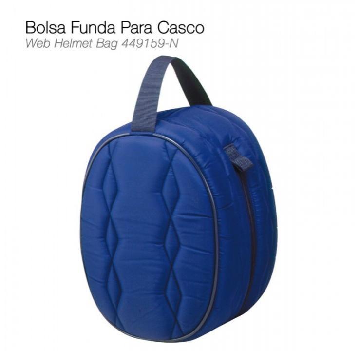 BOLSA FUNDA PARA CASCO 449159-N/N