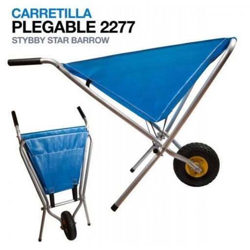CARRETILLA PLEGABLE 2277