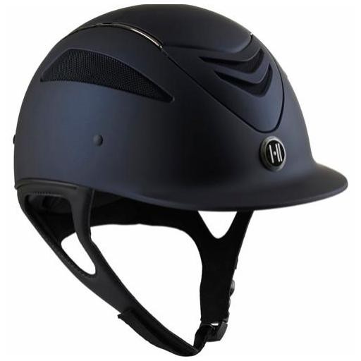 CASCO ONEK DEFENDER PRO MATT CHROME PIPE