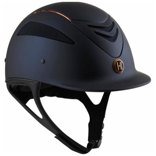 CASCO ONEK DEFENDER PRO MATT ROSEGOLD PIPE