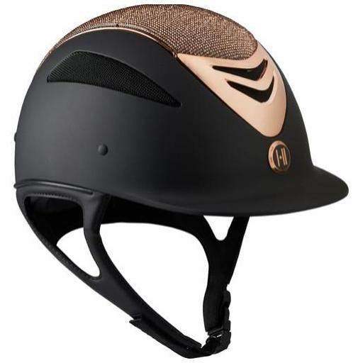 CASCO ONEK DEFENDER PRO SHINE CHROME / ROSEGOLD