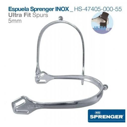 ESPUELA SPRENGER INOX HS-47405-000-55