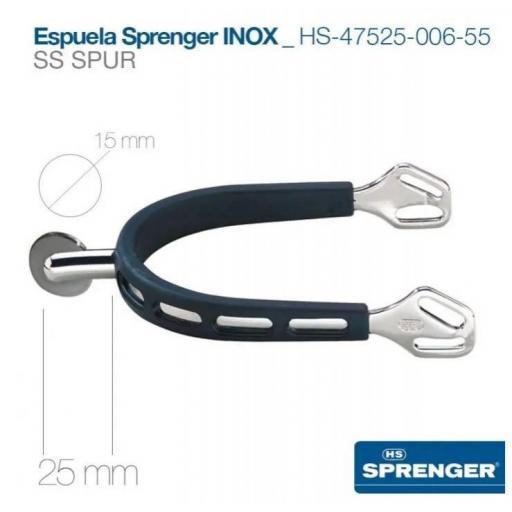 ESPUELA SPRENGER INOX HS-47525-006-55