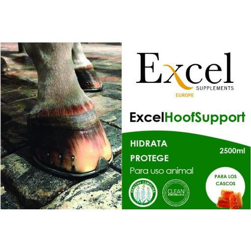 EXCEL Hoof Support (Aceite para cascos) [1]