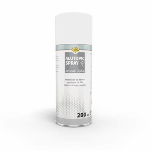 ALUTOPIC SPRAY 200 ML