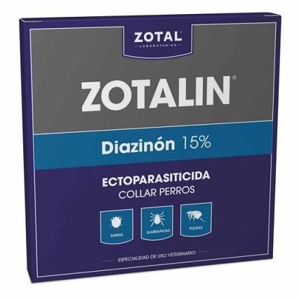 ZOTALIN COLLAR ANTIPARASITARIO 60 CM