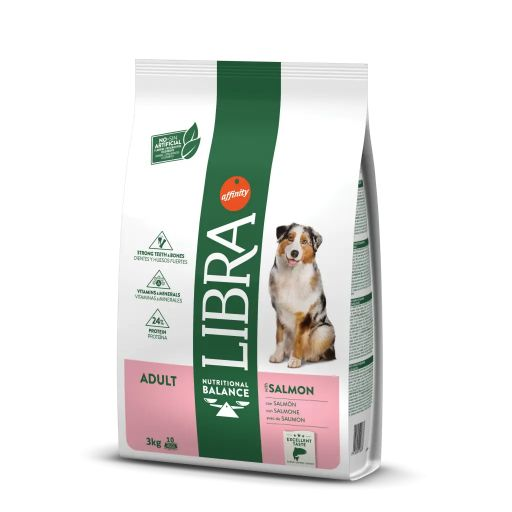 LIBRA DOG ADULT SALMON