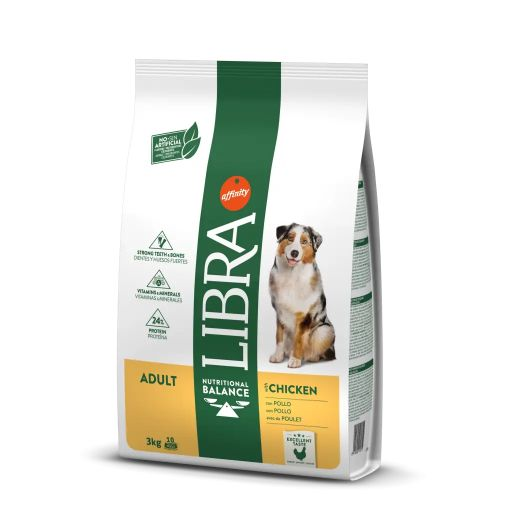 LIBRA DOG ADULT POLLO