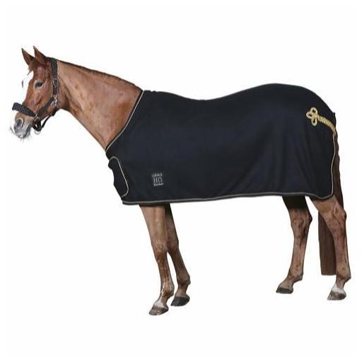 MANTA POLAR CON SOLAPA FRONTAL HORSE GUARD [2]