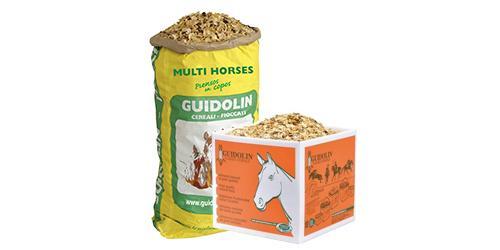GUIDOLIN MULTIHORSES 25 KG