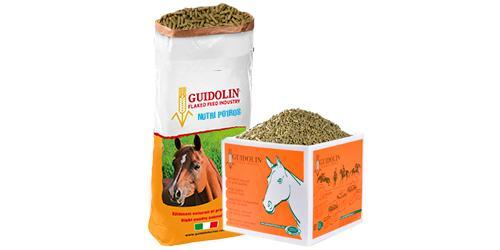 GUIDOLIN NUTRI POTROS/YEGUAS (PELLET 3.5)