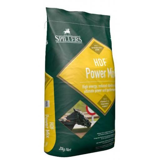 Power Mix - Spillers - 20 Kg