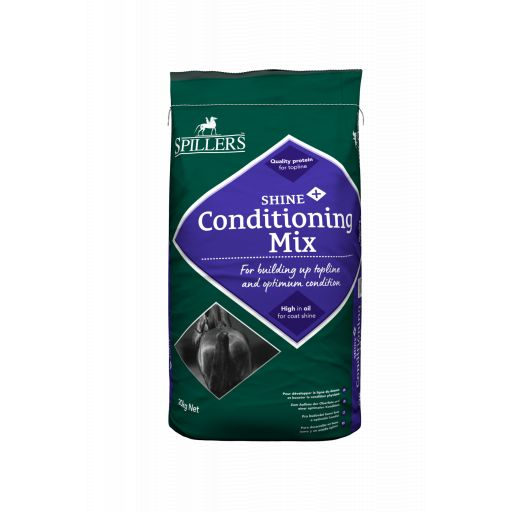 Shine + Conditioning Mix - Spillers - 20 Kg