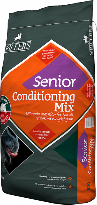 Senior Conditioning Mix - Spillers - 20 Kg