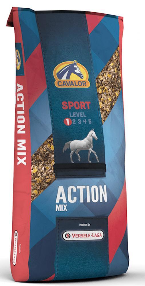Action Mix - Cavalor - 20 Kg