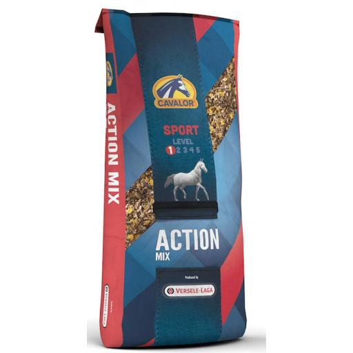 Action Mix - Cavalor - 20 Kg