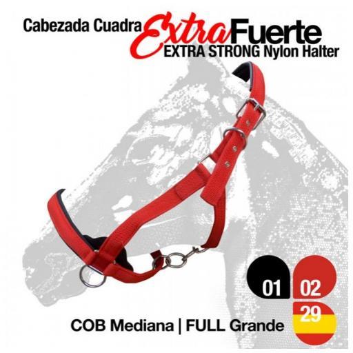 CABEZADA CUADRA EXTRA FUERTE 290 [2]