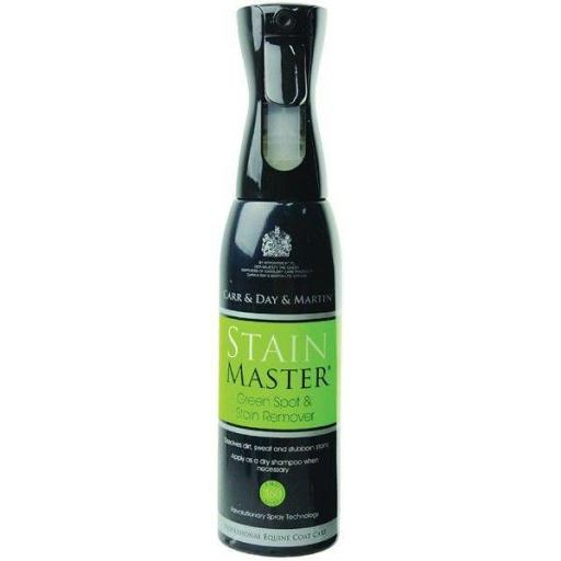STAIN MASTER GREEN SPOT REMOVER