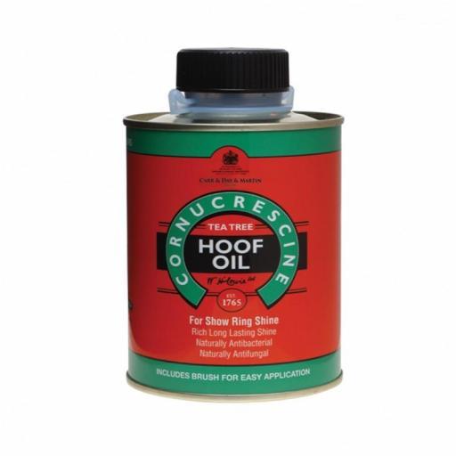 C&D Aceite cascos Cornucrescine Tea Tree Hoof Oil 500ml