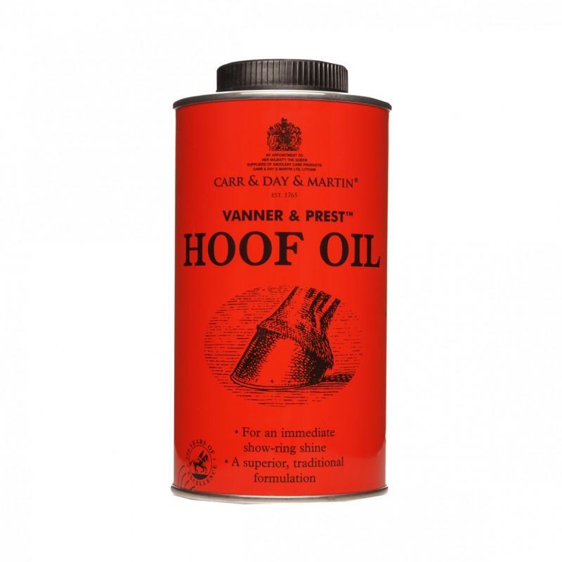 C&D Aceite Cascos Vanner&Prest Hoof Oil 500ml