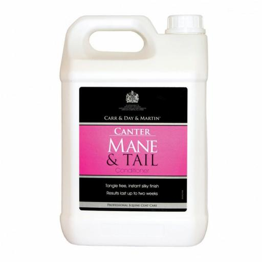 C&D Canter Mane & Tail Acondicionador 5L