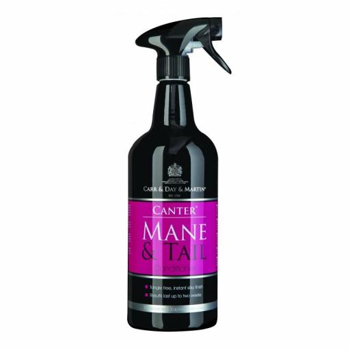 C&D Canter Mane & Tail Acondicionador Spray 1L