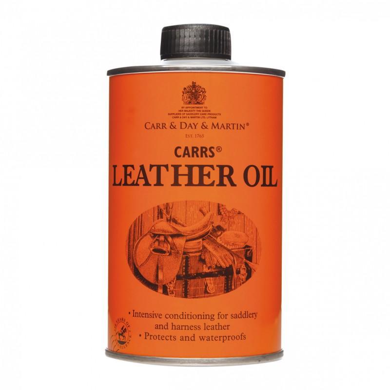 C&D Carrs Aceite Intensivo Cuero 300ml