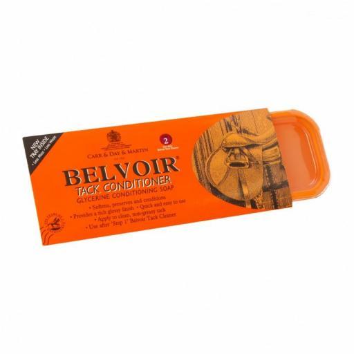 C&D Jaboncillo Belvoir Tack Acondicionador BARRA 250g
