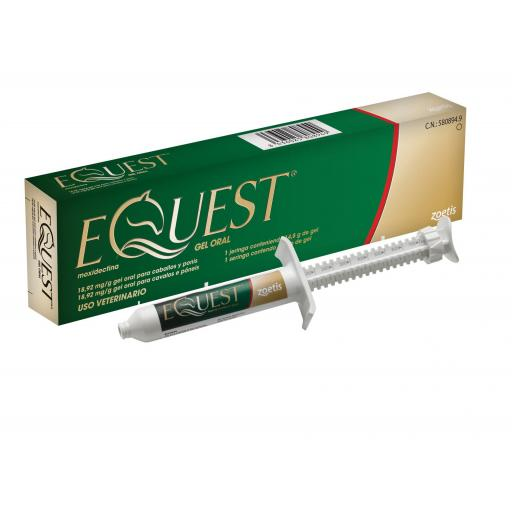 EQUEST GEL ORAL JERINGA 14'8 GRS 0