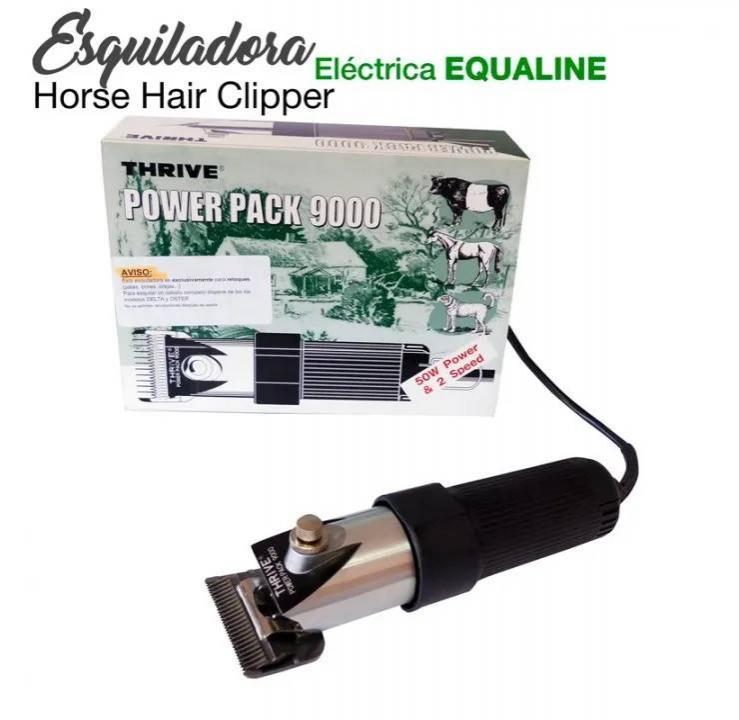 ESQUILADORA ELÉCTRICA EQUALINE