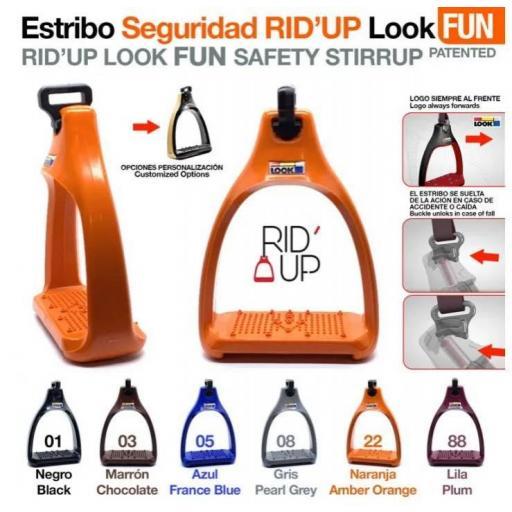 ESTRIBO SEGURIDAD RID'UP LOOK FUN [1]