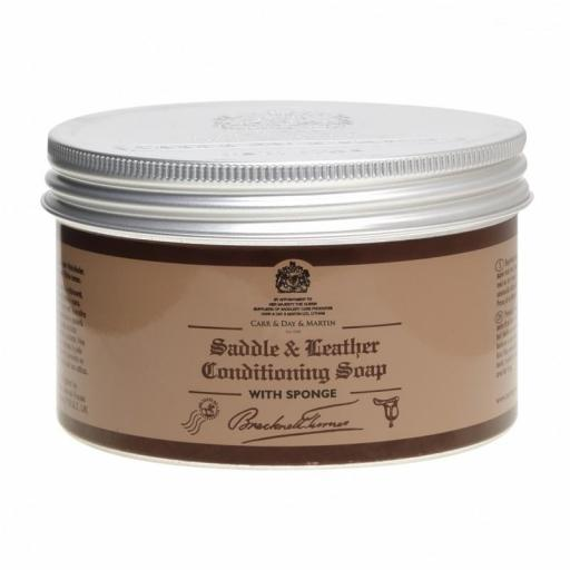 C&D Jaboncillo (BREKNELL TURNER SADDLE SOAP) 250ml