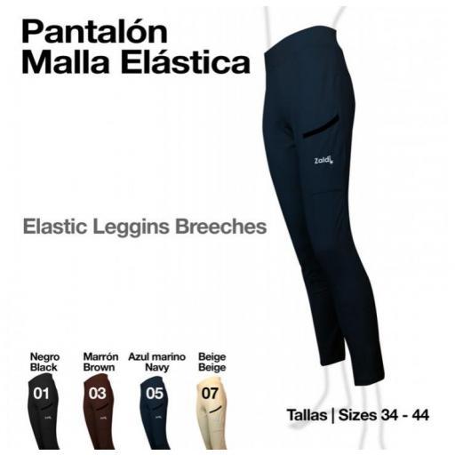 PANTALÓN MALLA ELÁSTICA 3001 [0]