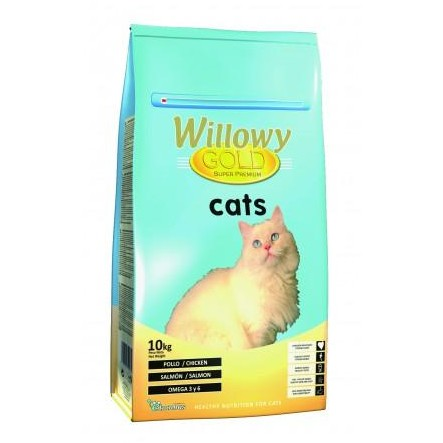 WILLOWY GOLD CATS