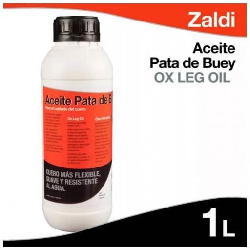 ZALDI ACEITE PATA DE BUEY [0]