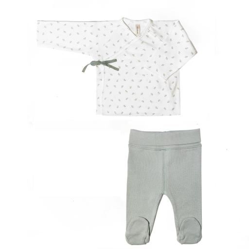 Conjunto Lillymom Be Bloom Jade