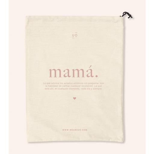 """Bolsa Tela """"Mamá"""" [2]"""