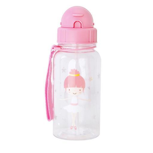 Botella Plástico Tutete Bailarina