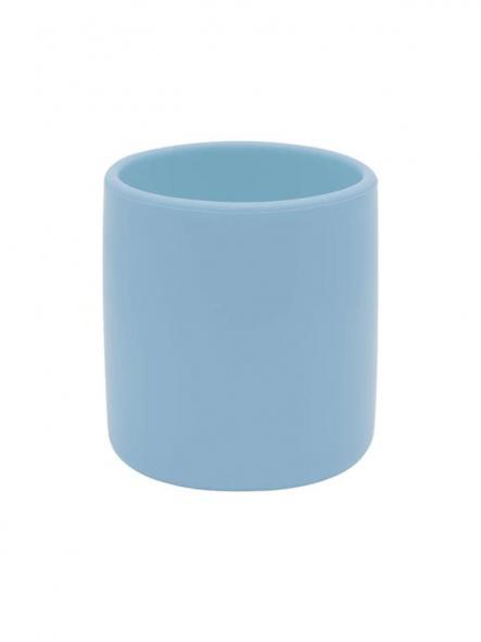Vaso Silicona Azul