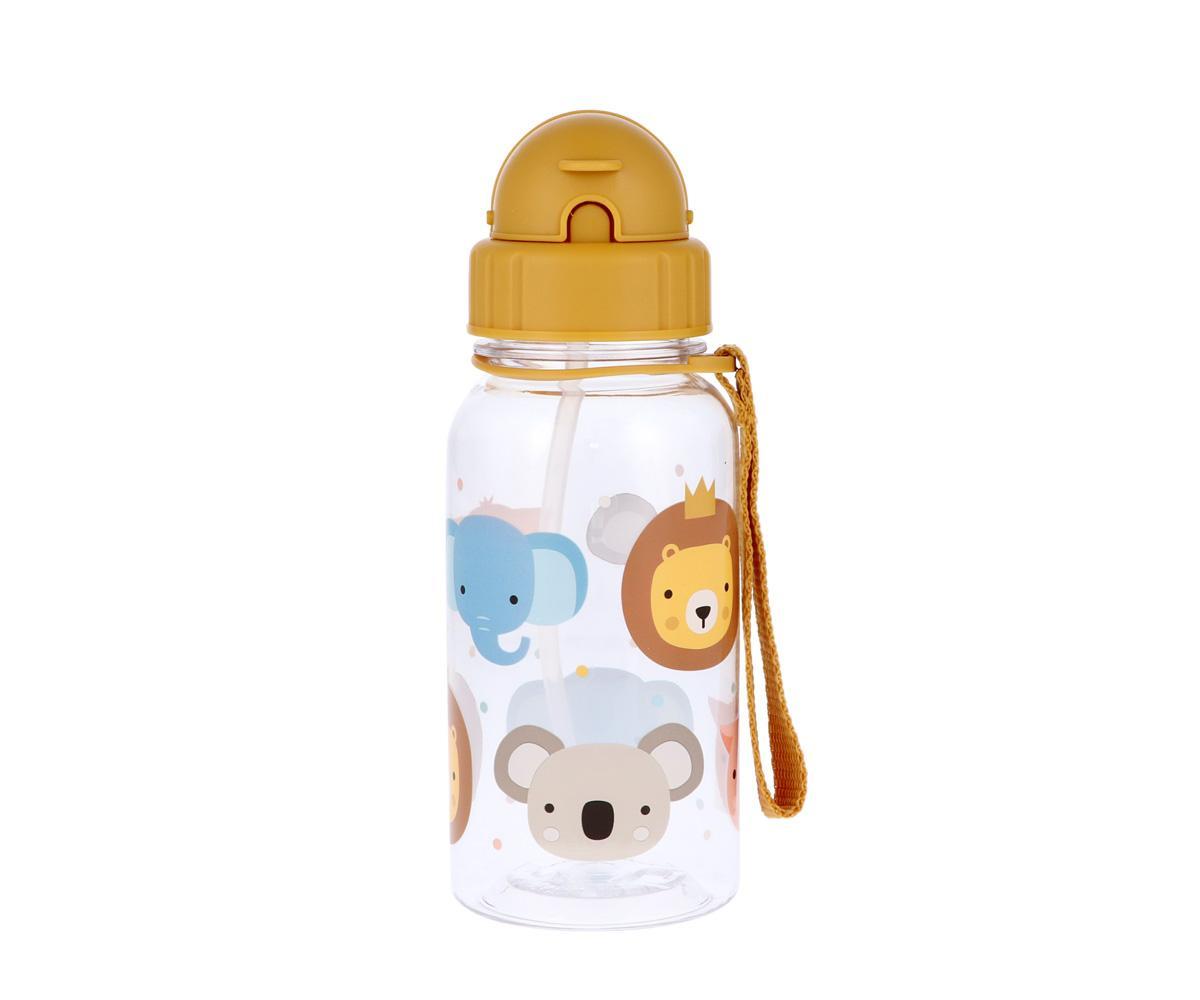 Botella Plástico Tutete Animal Friends