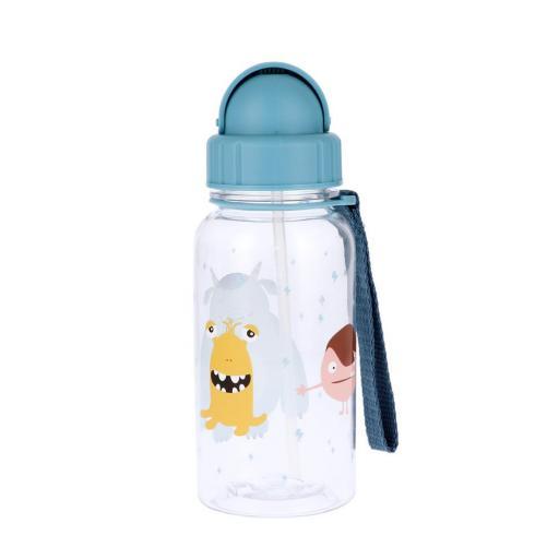 Botella Plástico Tutete Little Monsters