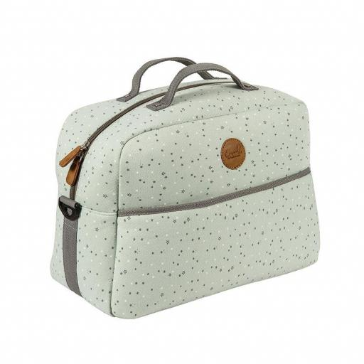 Bolsa Maternal Bimbidreams Planet Menta
