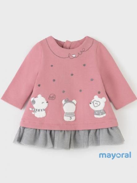 Vestido Mayoral 2810-75