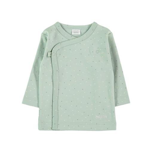 Camiseta Petit Oh! Plumeti Aqua