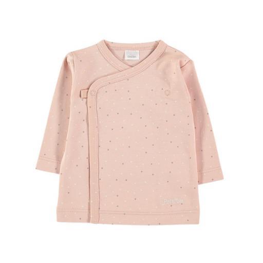 Camiseta Petit Oh! Plumeti Rose